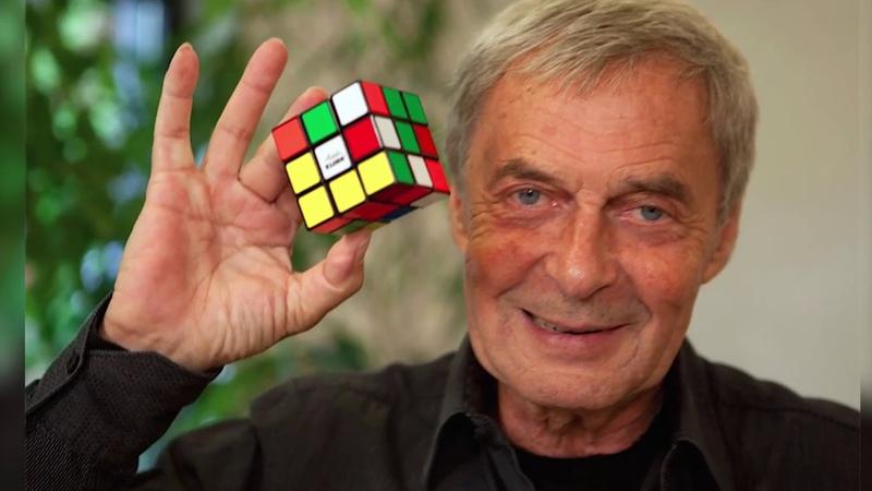 Кубик Рубика самая продаваемая в мире вещь