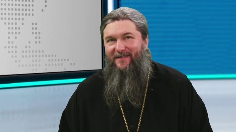 Беседа в студии Телекона с епископом Нижнетагильским и Невьянским Евгением