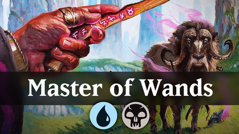 Master of Wands | Throne of Eldraine Historic Brawl [MTG ARENA]