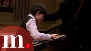 Grand Piano Competition 2021: Finals - Daniil Tyurin, 13 years old