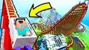 КАКУЮ ГОРКУ ВЫБЕРЕТ НУБ В МАЙНКРАФТ Нубик против Про в Парк Развлечений Minecraft Троллинг