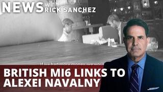 Must see: Explosive video exposes MI6 links to Alexei Navalny